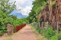Dawna linia kolejowa do Cavalese