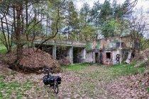 Dawna rosyjska baza rakietowa pod Kuźnią Raciborską
