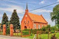 Dawny zbór luterański w Mątawach