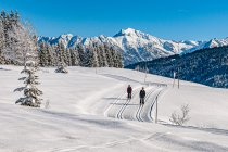 Dolina Kleinwalsertal - Vorarlberg, Austria