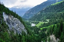 Dolina rzeki Albula