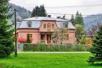 Dom bogatych maziarzy w Łosiu