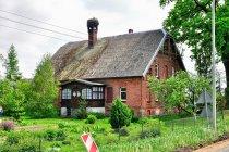 Dom w Mątawach