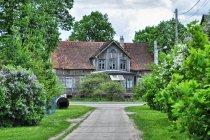 Dom w Mątawach Wielkich