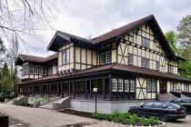 Dom zdrojowy w Jastrzębiu-Zdroju