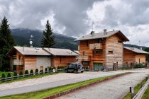 Domy w Bellamonte