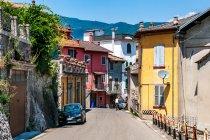 Domy w Corniglio