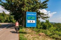 Dostępna przełęcz Lagastrello