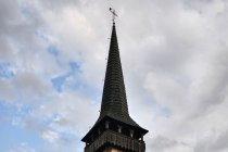 Drewniana cerkiew z Sat Sugatag