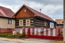Drewniany dom w Witanowej