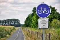 Droga dla rowerów na Morawach