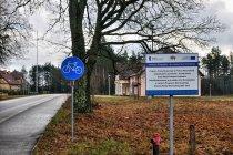 Droga rowerowa Green Velo w Płaskiej