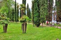 Droga rowerowa - Riva del Garda