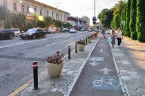 Droga rowerowa w Radowcach