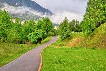 Droga rowerowa w Val di Fiemme