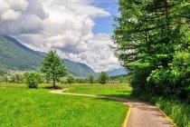 Droga rowerowa w Val di Sole