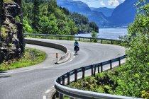 Drogi rowerowe w okolicach Leirviku