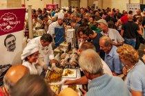 Drożdżowa fiesta w Parmie