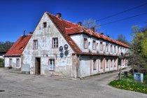 Dwór w Lublewku