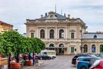 Dworzec kolejowy w Przemyślu