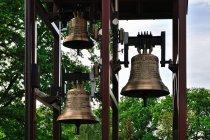 Dzwony kościoła w Sartowicach