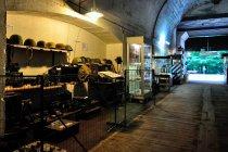 Ekspozycja muzealna w Konewce