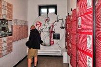 Ekspozycja Muzeum Ofiar Komunizmu