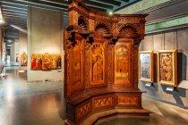 Ekspozyty Galerii Narodowej w Parmie