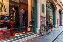 Elegancki rower eleganckiego Włocha