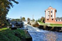 Elektrownia wodna w Kolinczu