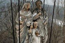 Figura świętych w Beskidzie Niskim