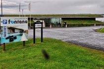Fontana - kąpielisko geotermalne w Laugarvatn