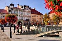 Fontanna Neptuna na Rynku Starego Miasta