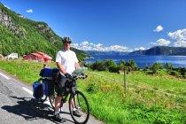 Gdzieś nad Sognefjordem