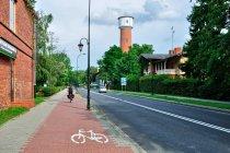 Główna ulica Spały