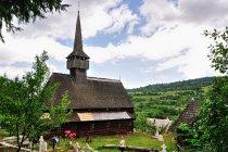 Górna cerkiew w Budesti