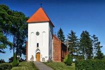 Gotycki kościółek