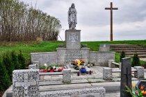 Grób polskich żołnierzy poległych w 1939 roku