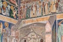Grobowiec w cerkwi Arbore