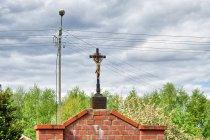 Grobowiec w Leśnie