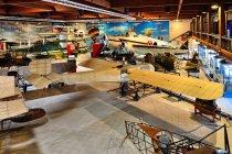 Hala Muzeum Lotnictwa w Trydencie
