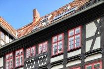 Haus Börner - XVI-wieczny dom w Getyndze