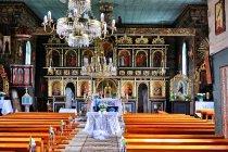 Ikonostas cerkwi w Brunarach Wyżnych