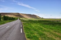 Islandzka droga