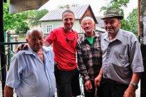 Jak z dobrymi wujkami w Nowym Sołońcu :-)