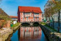 Jeden z symboli Wismaru
