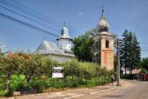 Jedna z cerkwi w Suczawie