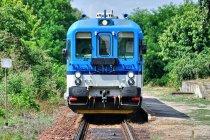 Jedna z wielu lokalnych, czynnych linii kolejowych