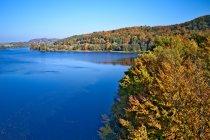 Jezioro Rekowo koło Chmielna