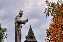Jezus Chrystus Król Polski z Ustronia